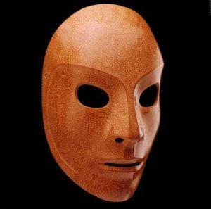 Maschera neutra del teatro