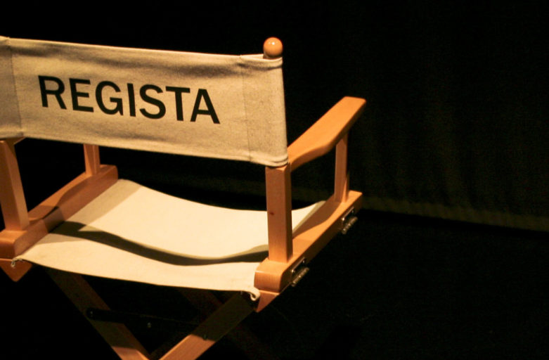 Sedia del regista