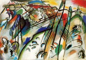 Quadro di Kandinsky
