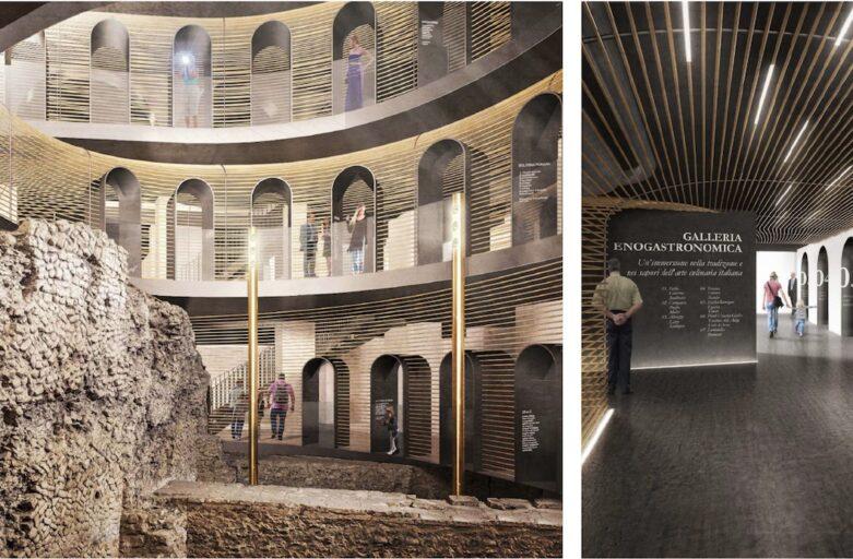 Il Teatro romano sotto il cuore pulsante di Bologna