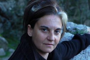 Foto dell'attrice e regista Emma Dante