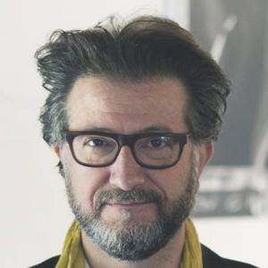 Foto dell'attore e regista Giuseppe Cutino